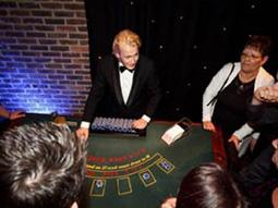 blackjack tafel huren